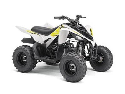 2018 Yamaha Raptor 90 for sale 200654313
