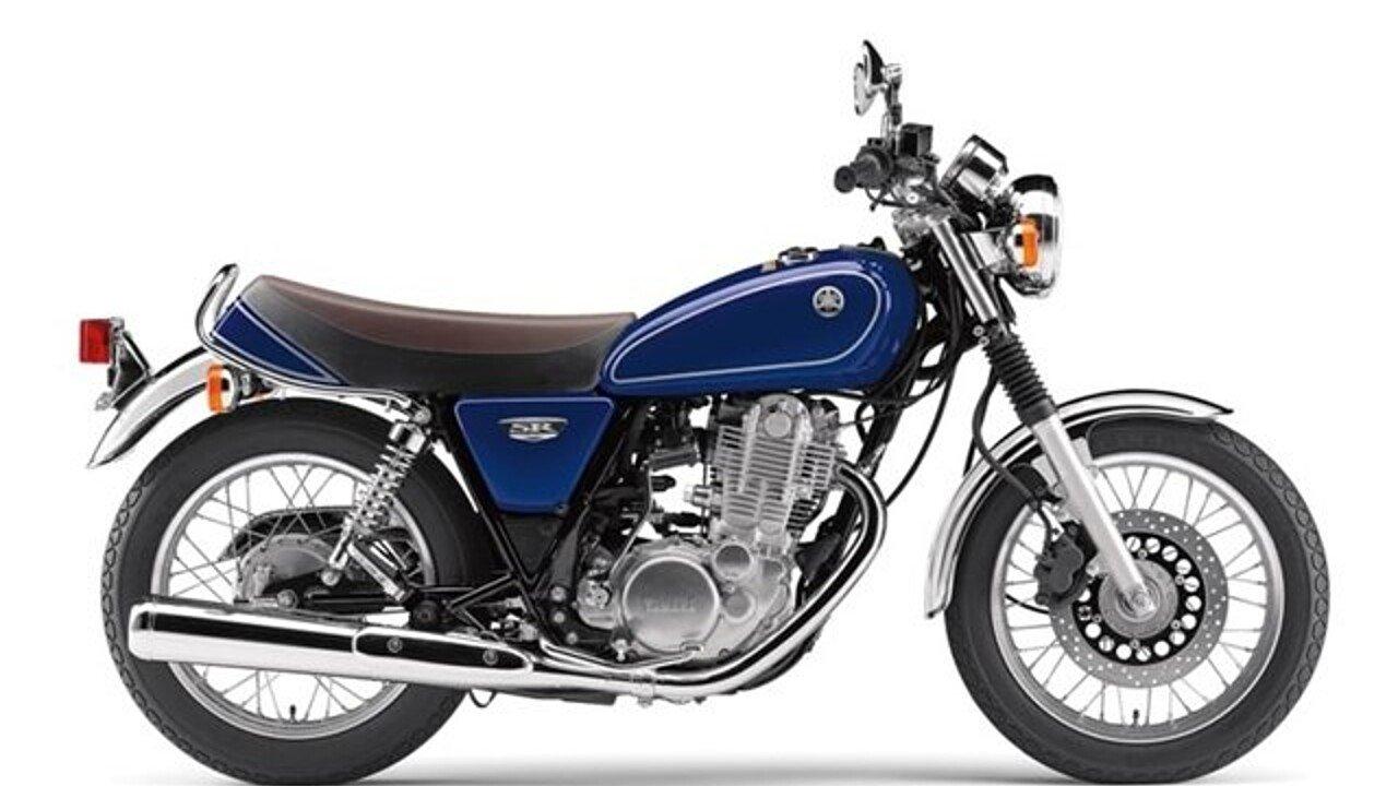 Yamaha Sr Value