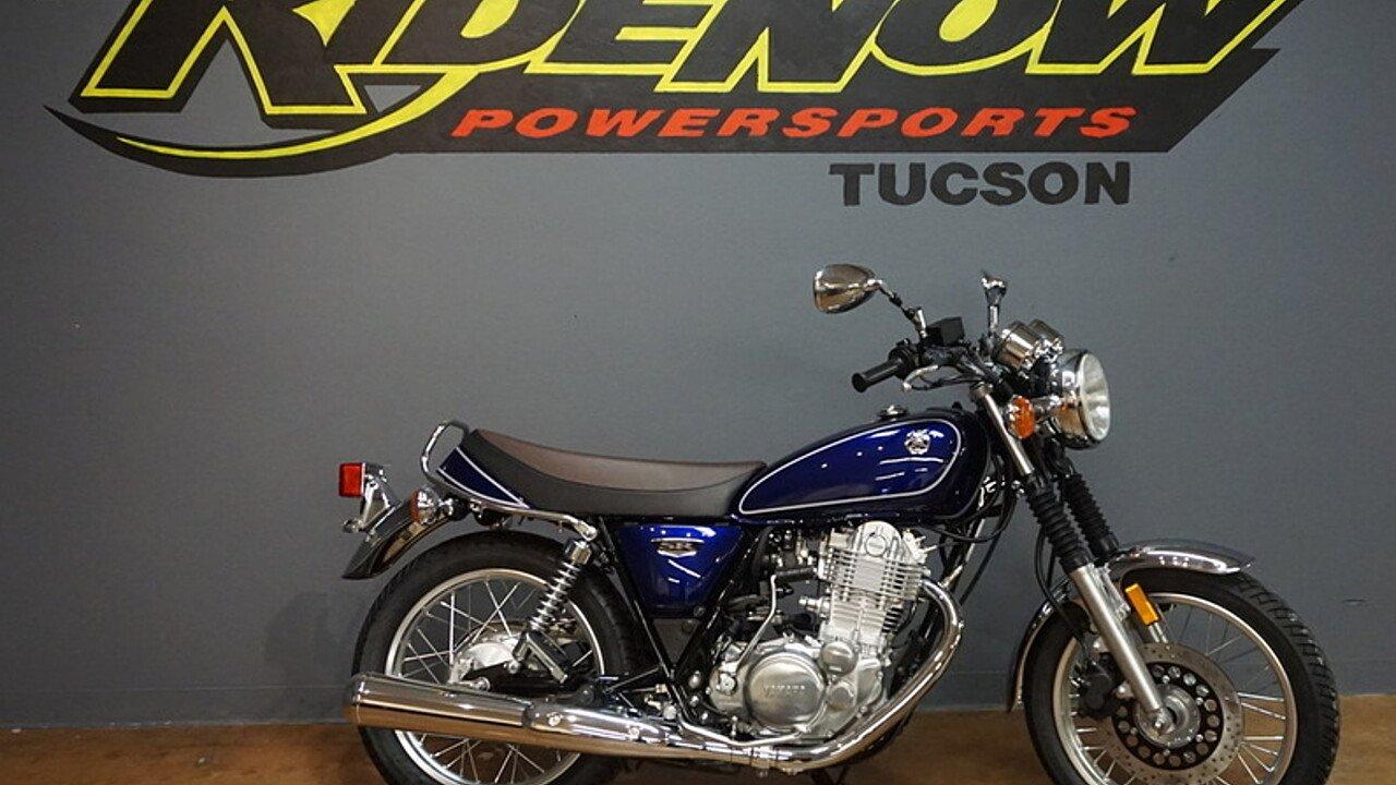 2018 Yamaha SR400 for sale 200598285