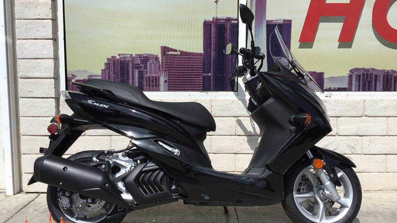 2018 Yamaha Smax for sale 200582607