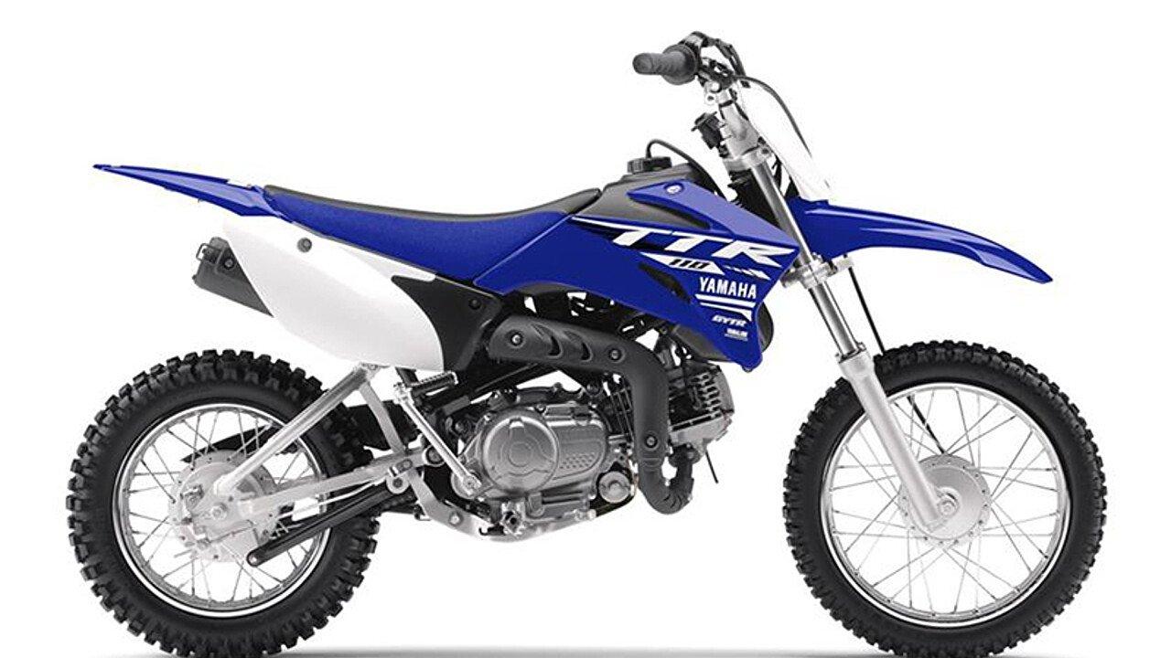 2018 Yamaha TT-R110E for sale 200497499
