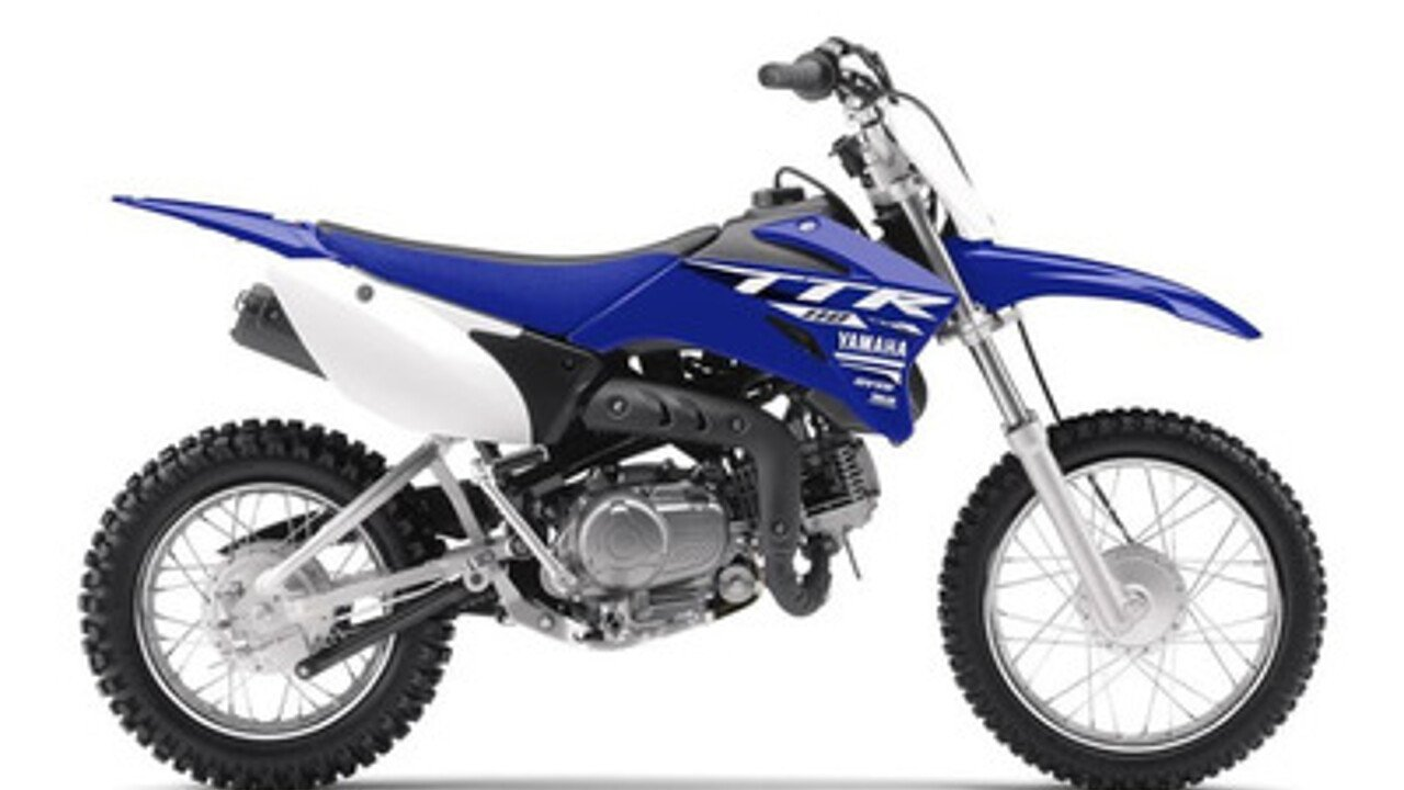 2018 Yamaha TT-R110E for sale 200508647