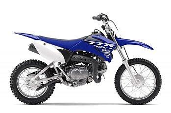 2018 Yamaha TT-R110E for sale 200514489