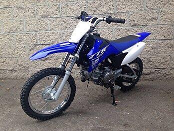 2018 Yamaha TT-R110E for sale 200517082