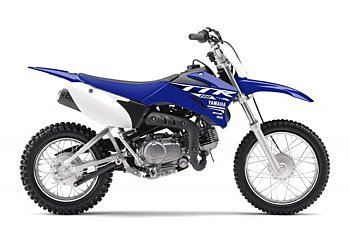 2018 Yamaha TT-R110E for sale 200533649