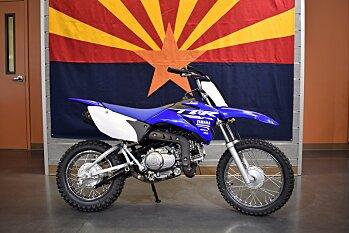 2018 Yamaha TT-R110E for sale 200546901