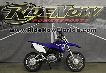 2018 Yamaha TT-R110E for sale 200569985