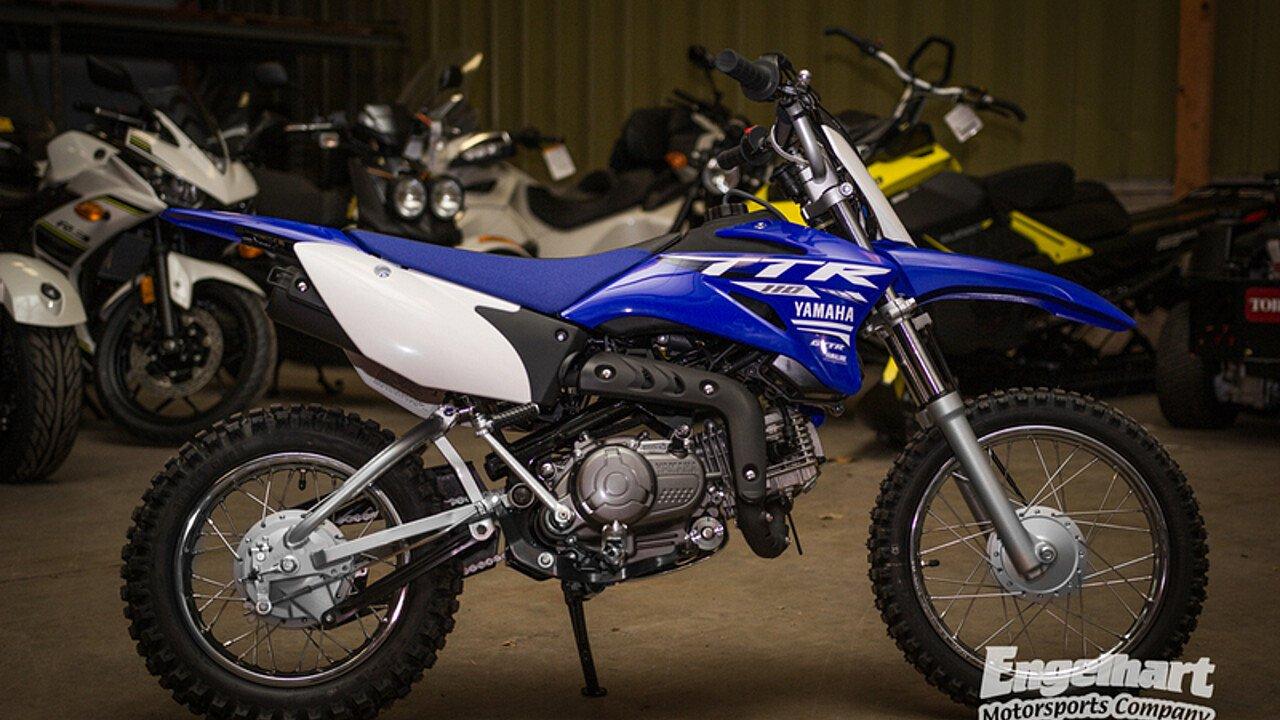 2018 Yamaha TT-R110E for sale 200582208