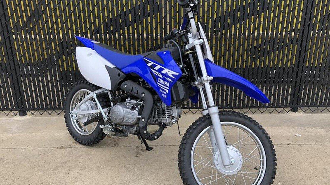 2018 Yamaha TT-R110E for sale 200598122