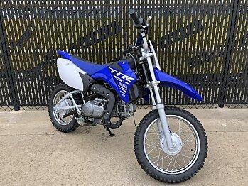 2018 Yamaha TT-R110E for sale 200598133