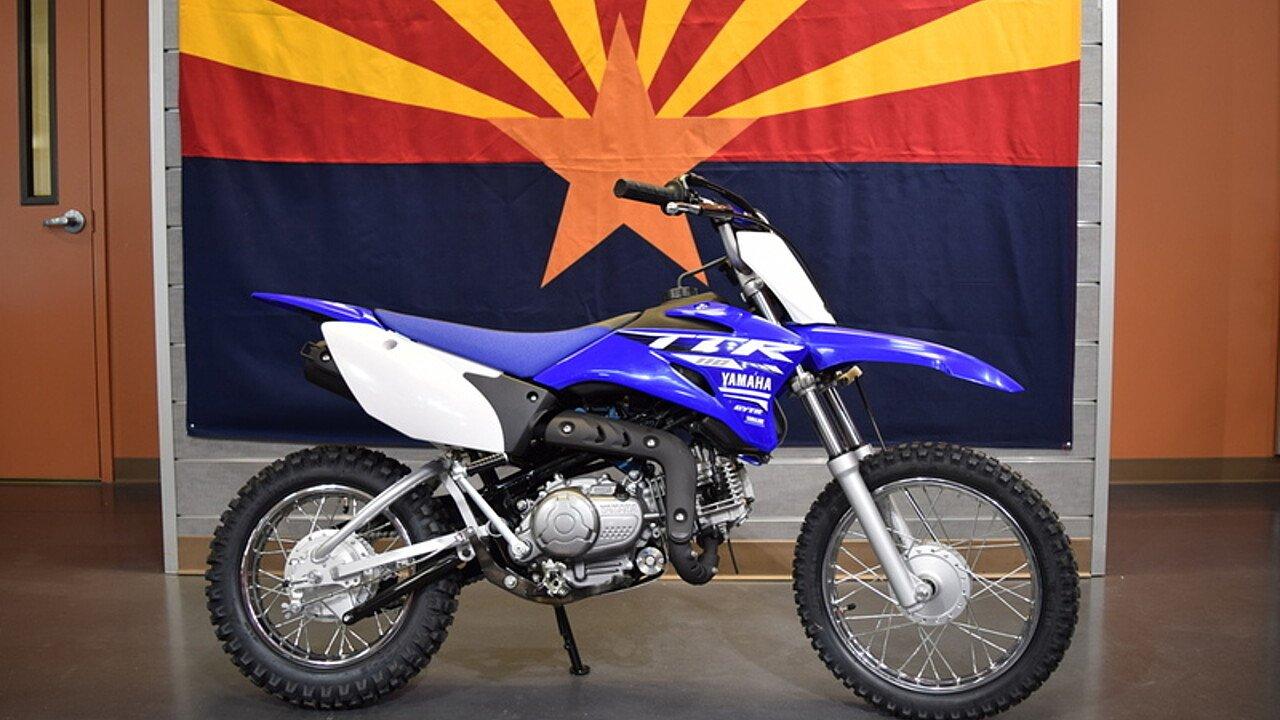 2018 Yamaha TT-R110E for sale 200598889