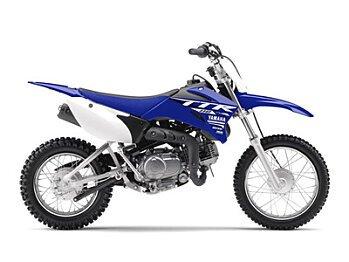 2018 Yamaha TT-R110E for sale 200601990