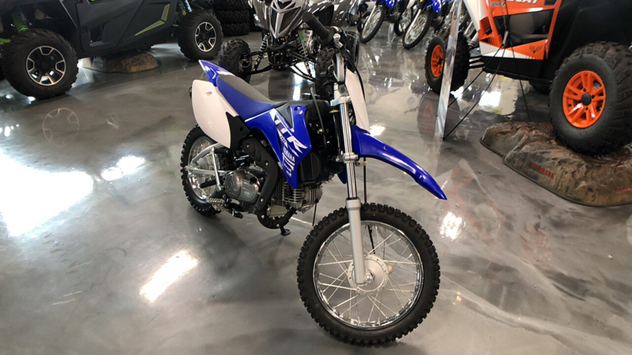 2018 Yamaha TT-R110E for sale 200609742