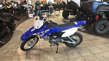 2018 Yamaha TT-R110E for sale 200614242