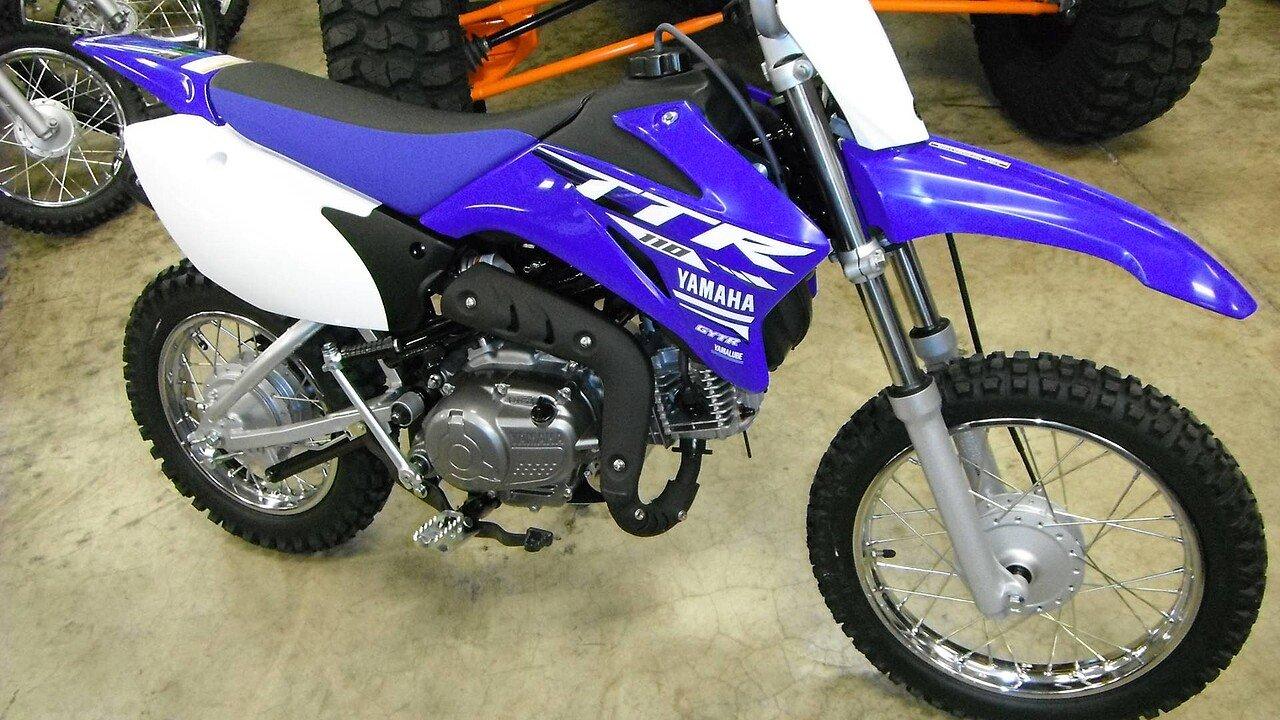 2018 Yamaha TT-R110E for sale 200618940