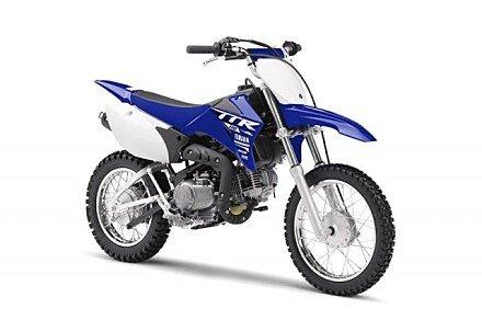2018 Yamaha TT-R110E for sale 200495019