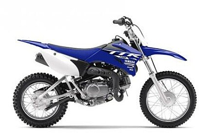 2018 Yamaha TT-R110E for sale 200549806