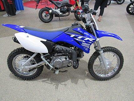 2018 Yamaha TT-R110E for sale 200604971