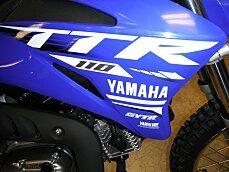 2018 Yamaha TT-R110E for sale 200618944