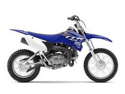 2018 Yamaha TT-R110E for sale 200647683