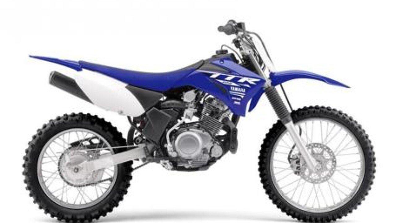 2018 Yamaha TT-R125LE for sale 200533094