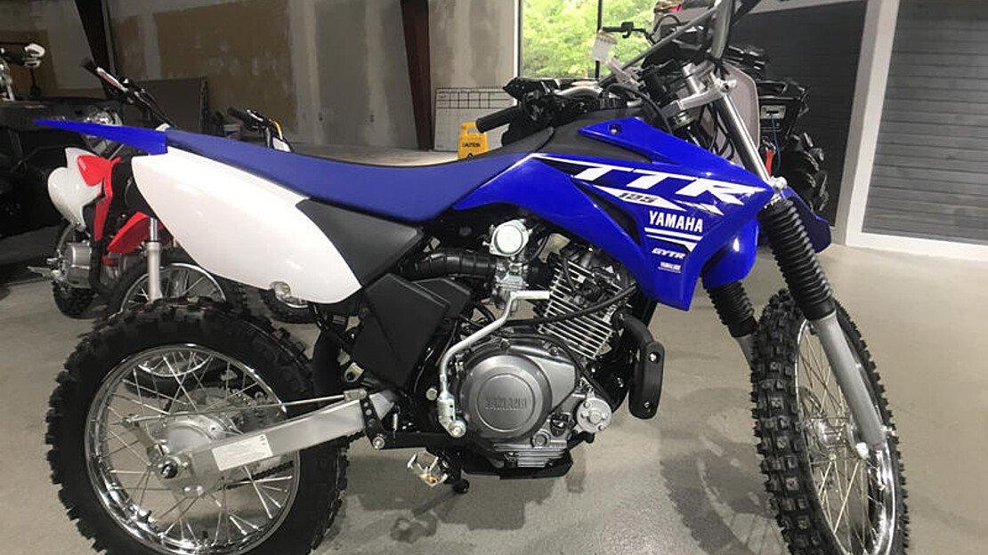 2018 Yamaha TT-R125LE for sale 200596930