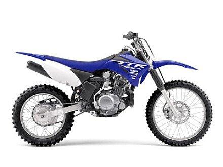 2018 Yamaha TT-R125LE for sale 200509549