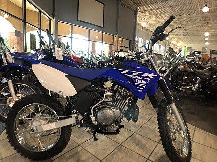 2018 Yamaha TT-R125LE for sale 200552042