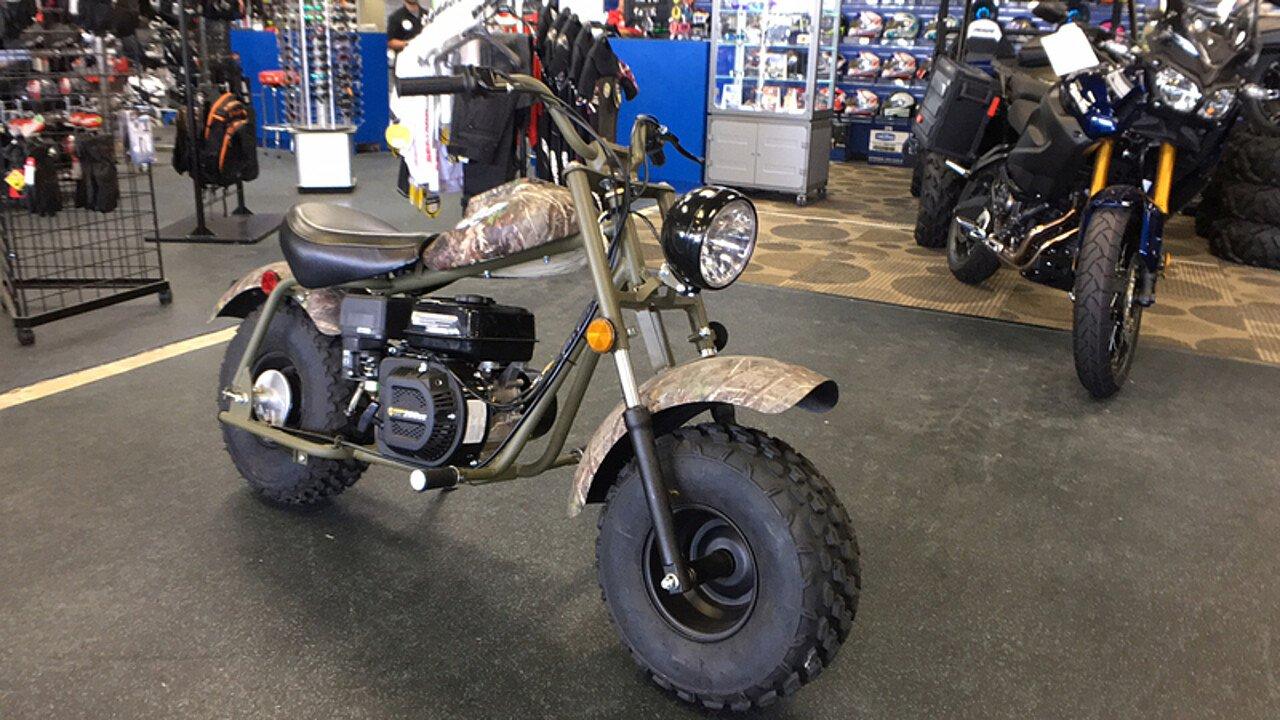 2018 Yamaha TT-R230 for sale 200516060