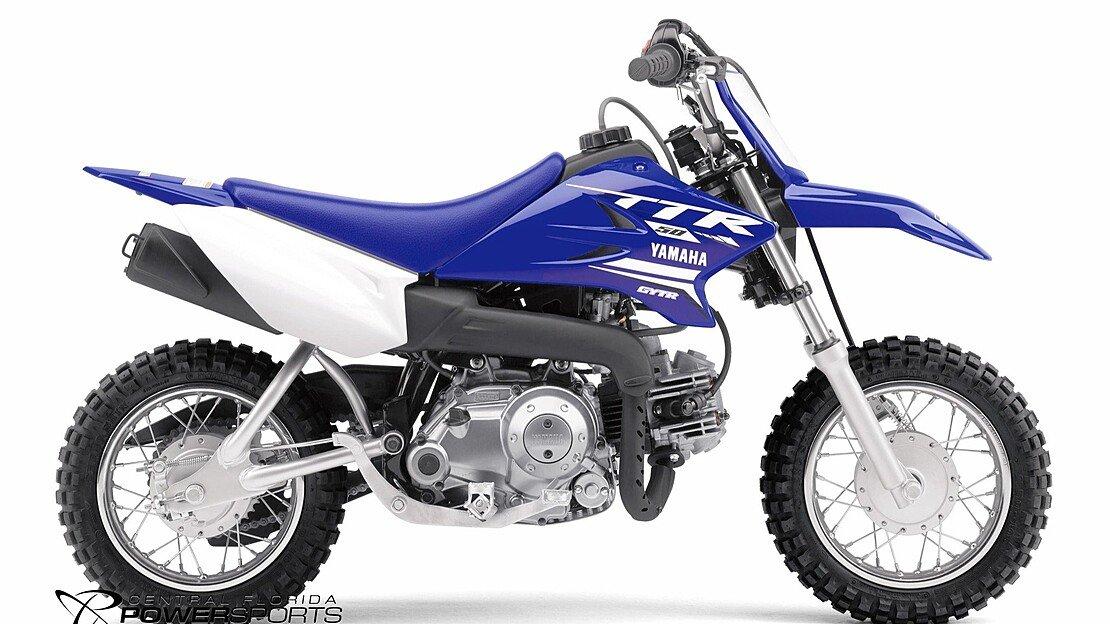 2018 Yamaha TT-R50E for sale 200507724