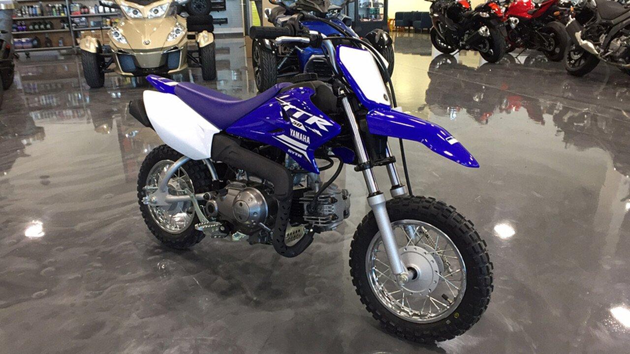 2018 Yamaha TT-R50E for sale 200524749
