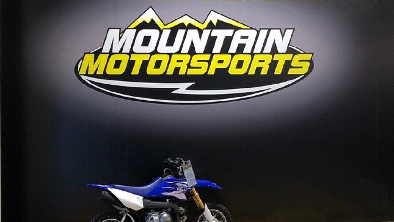2018 Yamaha TT-R50E for sale 200544843