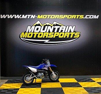 2018 Yamaha TT-R50E for sale 200559318
