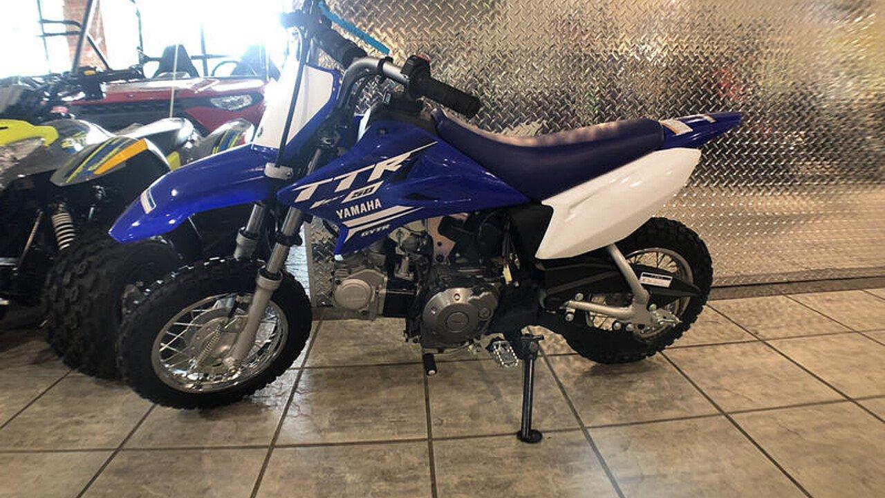 2018 Yamaha TT-R50E for sale 200610983
