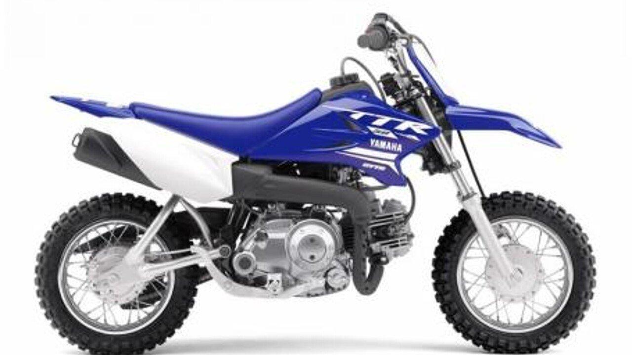 2018 Yamaha TT-R50E for sale 200611669