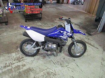 2018 Yamaha TT-R50E for sale 200612856
