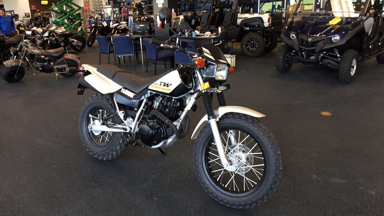 2018 Yamaha TW200 for sale 200490102