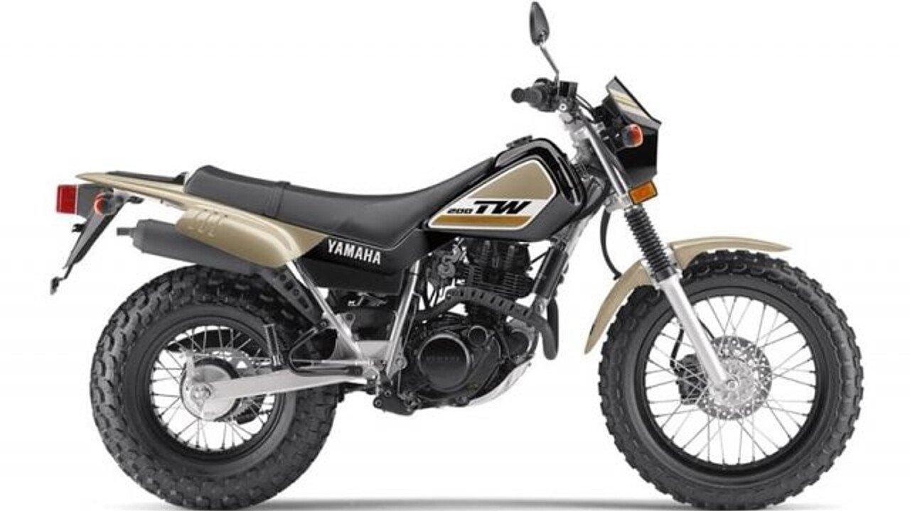 2018 Yamaha TW200 for sale 200497840
