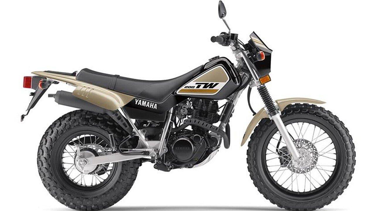 2018 Yamaha TW200 for sale 200514816