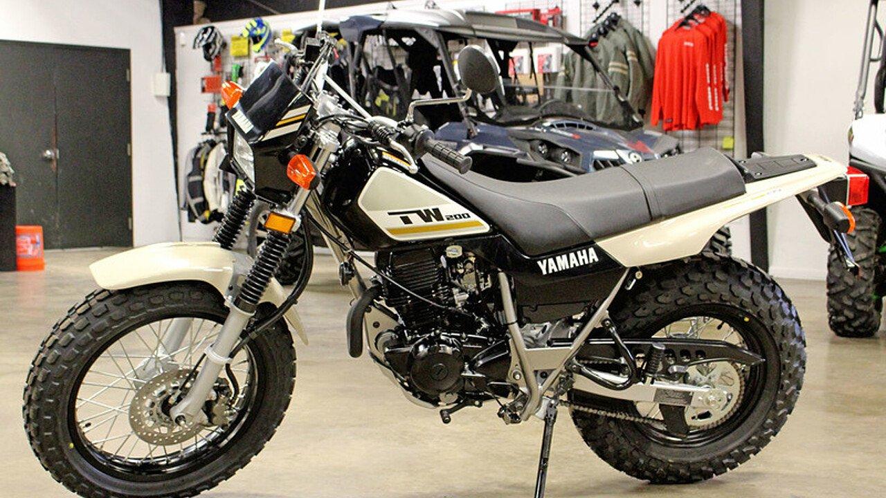 2018 Yamaha TW200 for sale 200524471