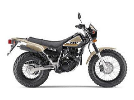 2018 Yamaha TW200 for sale 200524493