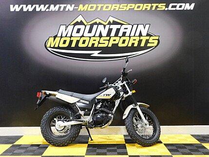 2018 Yamaha TW200 for sale 200559308