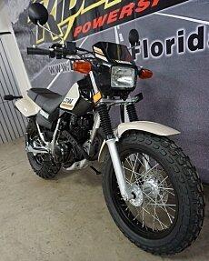 2018 Yamaha TW200 for sale 200574150