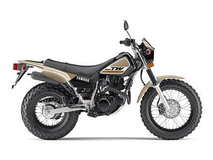 2018 Yamaha TW200 for sale 200606982