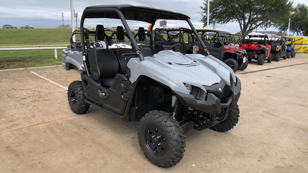 2018 Yamaha Viking for sale 200553126