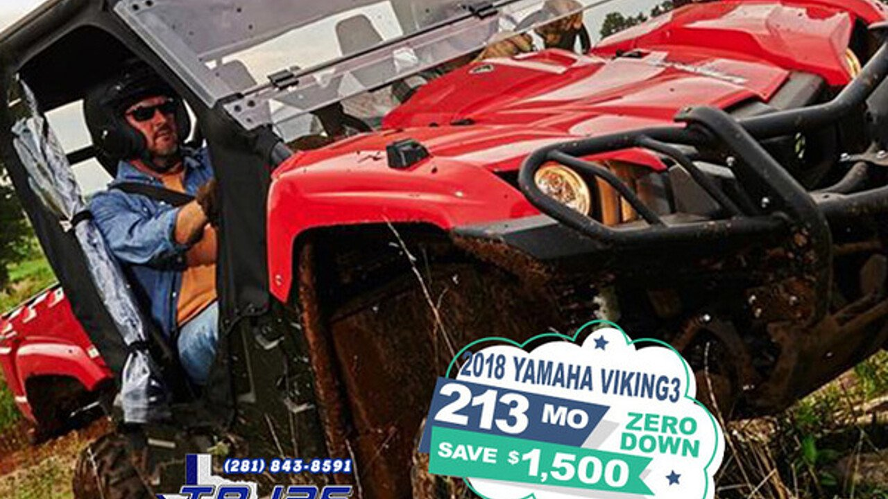 2018 Yamaha Viking for sale 200584525