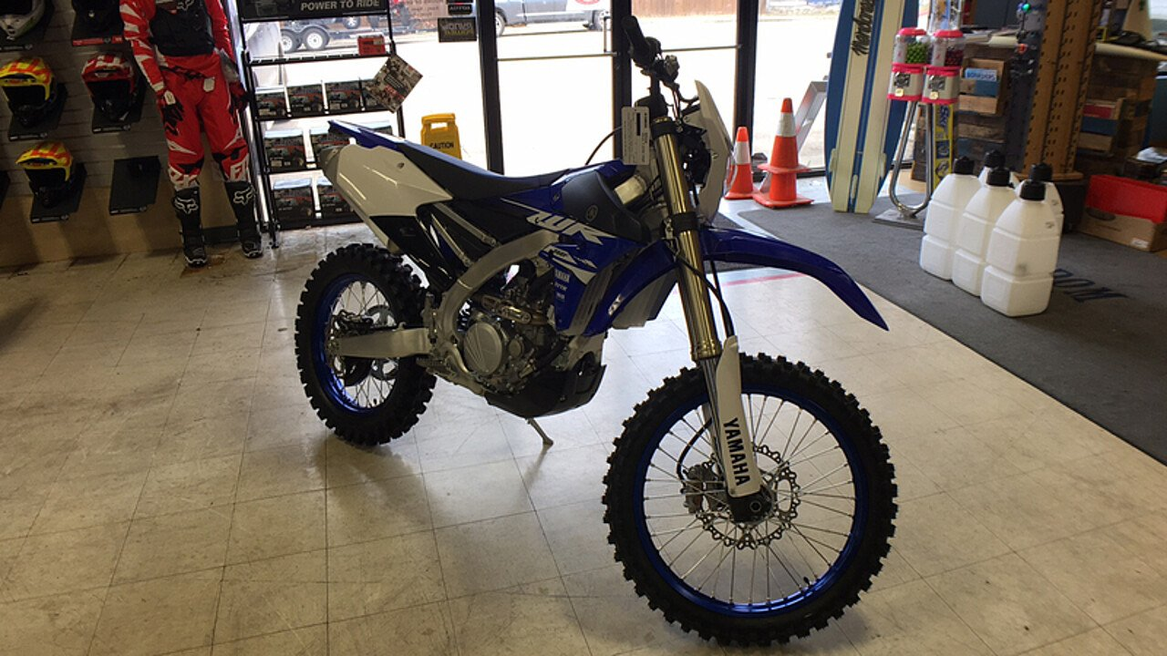 2018 Yamaha WR250F for sale 200491936