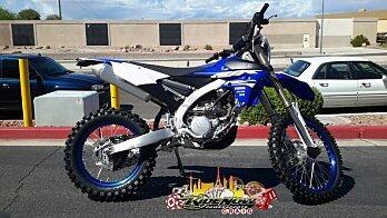 2018 Yamaha WR250F for sale 200507353
