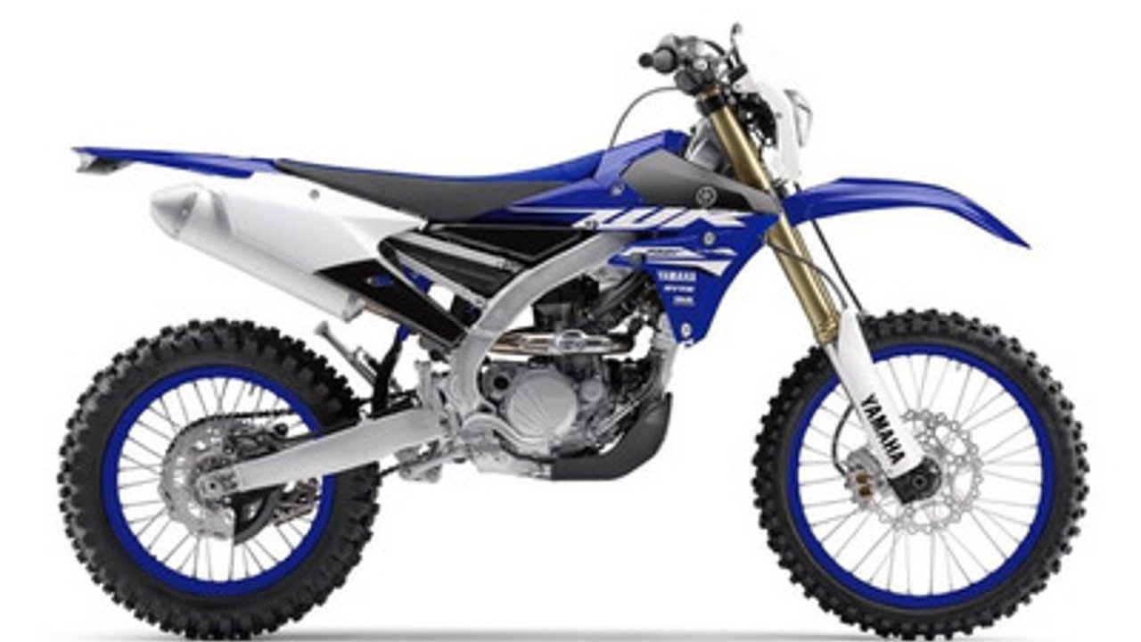 2018 Yamaha WR250F for sale 200508844