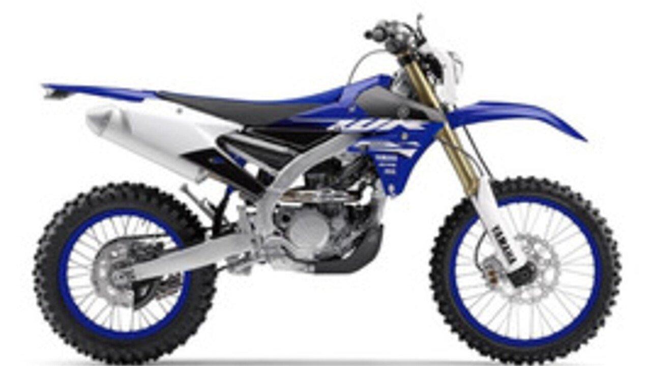 2018 Yamaha WR250F for sale 200526111